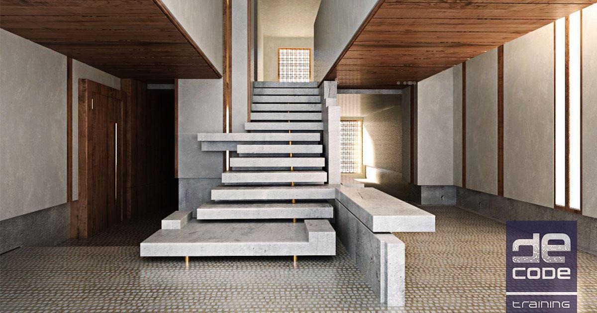Olivetti Showroom - VRay 3 0 Level 1 - Decode Fab Lab
