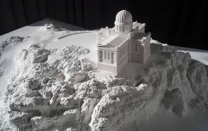 national observatory model εθνικό αστεροσκοπείο